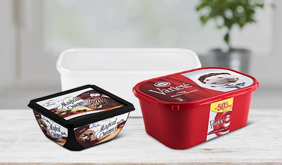Rectangular Containers & Lids